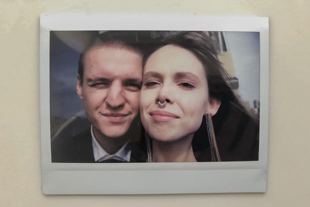 «Мы поженились онлайн»