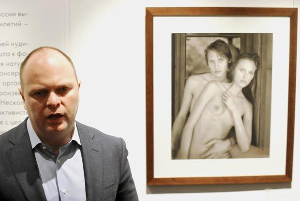 Фотограф, философ, искусствовед идиректор музея—оскандале вокруг выставки Стёрджеса
