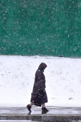 Зима вМоскву придет только вконце ноября