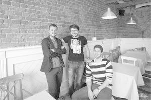 Денис Немытов, владелец кафе-бара «Фартук»