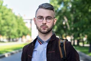 Антон Соколов, ведущий дизайнер Veeam Software