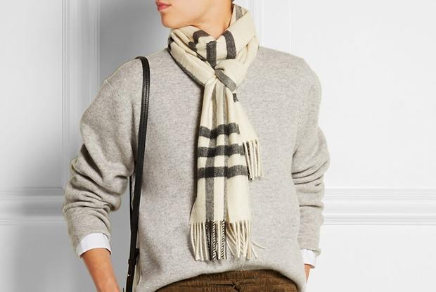 21 женский шарф