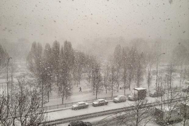 Почему весна придет вМоскву только вконце марта?