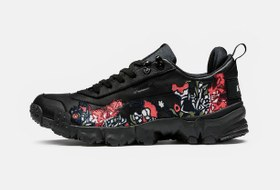 Кроссовки Puma x Outlaw Moscow Trailfox Black