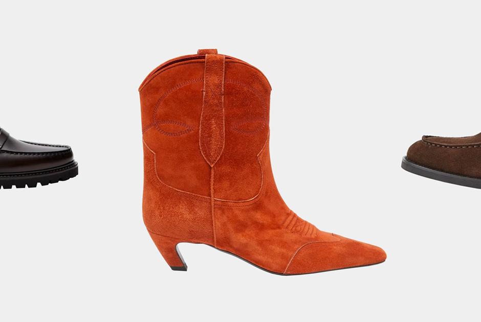 Лоферы, челси иказаки: 24пары обуви наосень