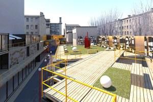 Горизонтальный проект: Коммерческий директор «Лофт Проекта Этажи» — про бизнес-центр изконтейнеров