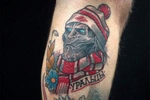 «Урал — молодость украл»: Какие татуировки с символами Екатеринбурга и Урала набивают горожане