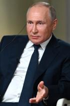 «Унас нет такой привычки кого-то убивать»— Путин вответ NBC News навопрос оботравлении Навального