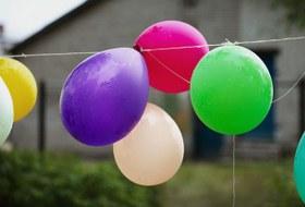 Как запускать воздушные шарыэкологично