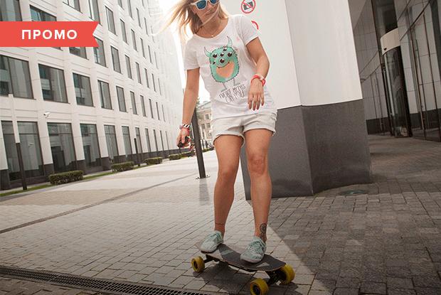 Плитка против доски: Удобно ли вМоскве кататься наэлектроскейте