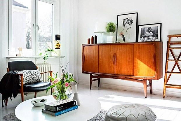 10 предметов интерьерав стиле 50–60-х годов