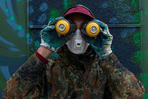 «Граффити-робот и открытый хромакей»: Как в Екатеринбурге прошла девятая «Стенограффия»