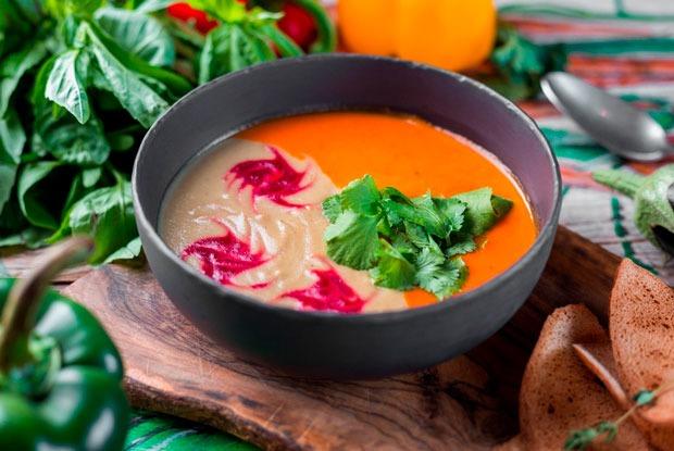 3 простых супа из овощей