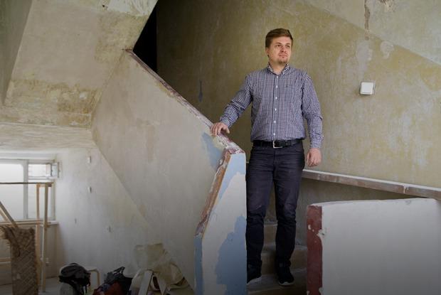 Как в Екатеринбурге создают музей «Ячейка F»