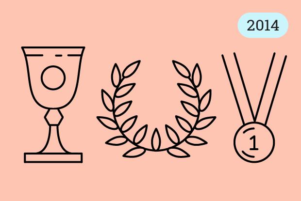 Победители читательского голосования «Итоги года— 2014»