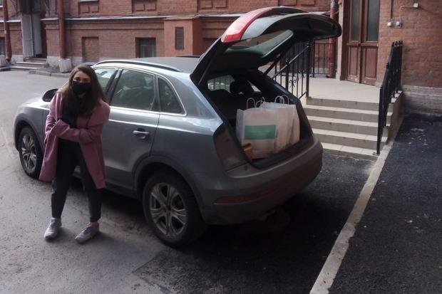 Как создатели Atlas Bistro стали готовить еду для петербургских врачей
