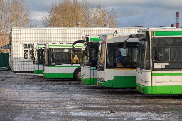 Почему вМоскве горят автобусы?