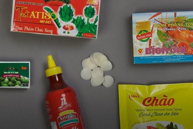25 продуктов свьетнамской выставки в«Ханой-Москва»