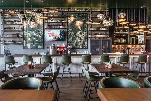 Одесский ресторан «Дюк-Дюк», новый «#Farш» и«Маркет местной еды»