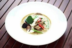 Рецепты шефов: Говядина взелёном карри