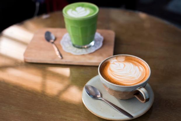 Где пить кофе вМоскве: Часть III