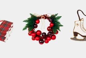 Где покупать новогодний декор иукрашения дляелки