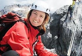 Царица горы: Как управлять группой мужчин на высоте 5 000 метров