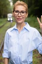 Правозащитница Алена Попова сообщила, что еемашину подожгли
