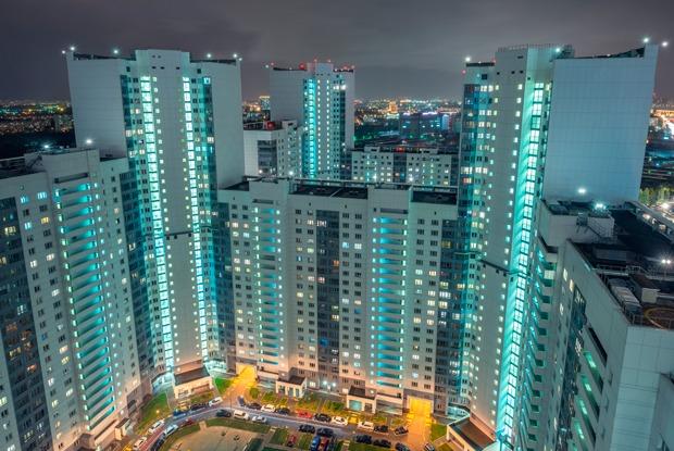 Насколько различаются цены нажильё вразных районах Москвы