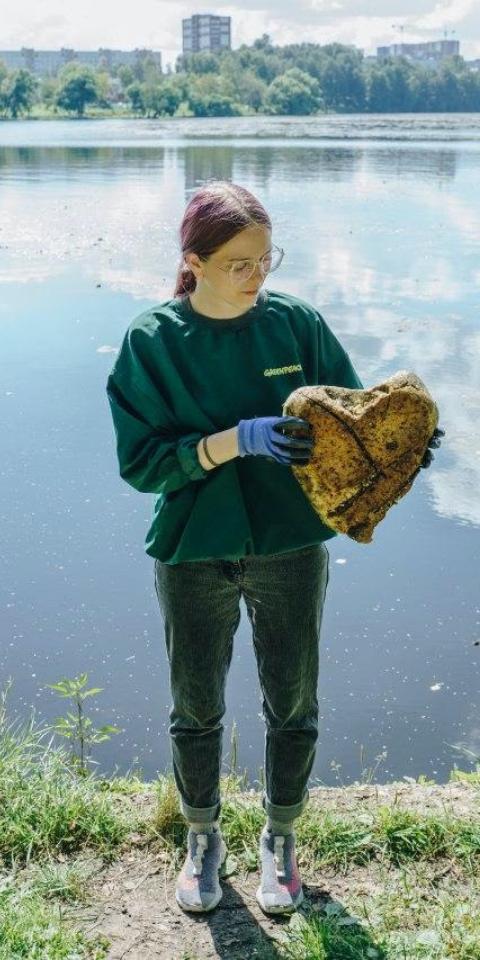 Гринпис начал ежегодную серию пластиквотчингов. Волонтером может стать любой желающий