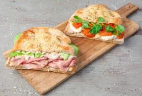 Плов и хумус от Birch, пицца и паста от Jerome и сыры от «Сырного сомелье»