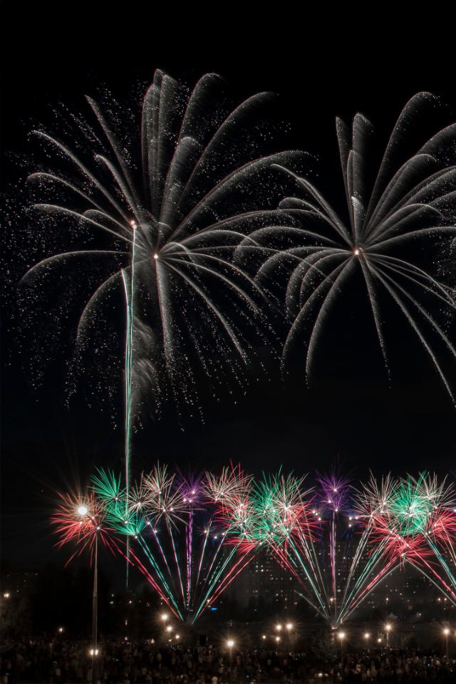Фестиваль фейерверков «Ростех» пройдет вонлайн-формате
