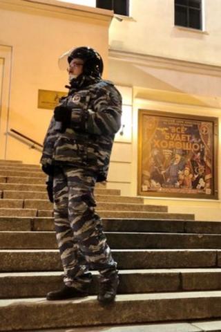 Сколько человек задержали наакциях вподдержку Алексея Навального 21апреля