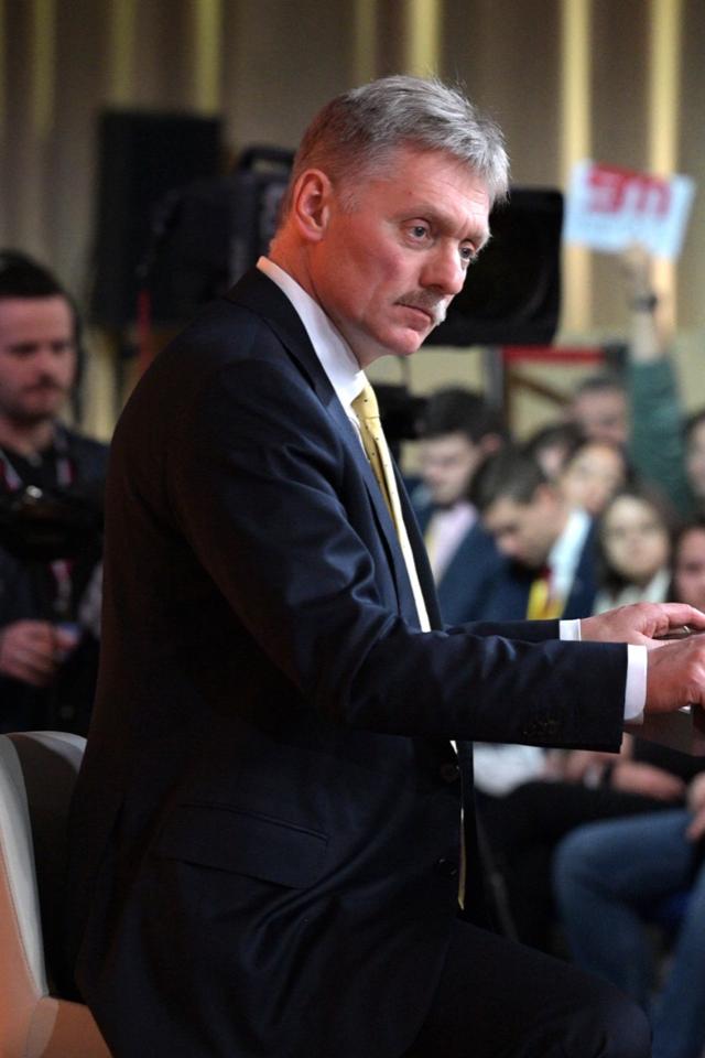 Дмитрий Песков— об«эпистолярном жанре» расследования «Проекта» про подругу Путина
