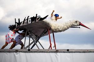 События недели: концерт The XX, Николас Джаар напарковке ифестиваль летательных аппаратов