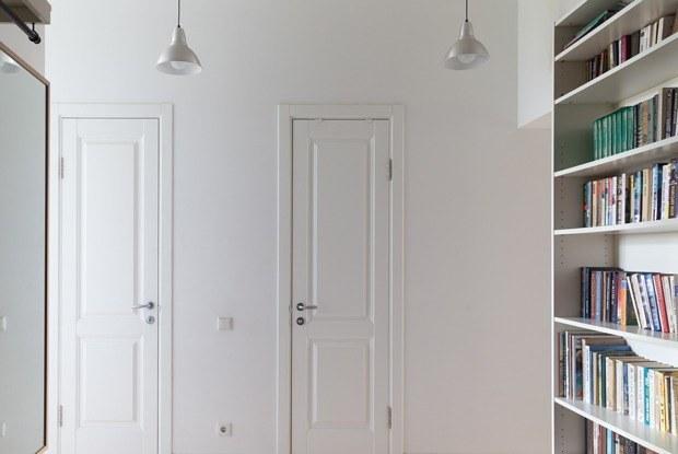 Светлая квартира всталинском доме наПреображенке