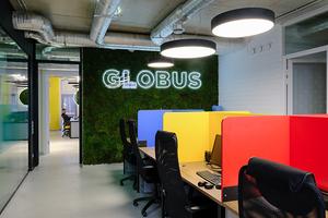 Как выглядит нижегородский офис IT-компании GLOBUS