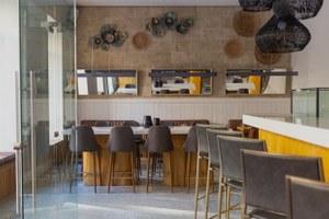 Гастробар Whitley Neill, баскский ресторан Bilbao и Green 28 наБольшой Зеленина