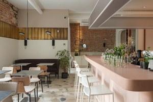 Идеальное городское кафе: Sight наБольшой Зелениной улице