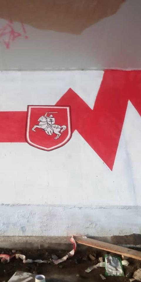 Работа фестиваля «Карт-бланш», посвященная протестам вБеларуси