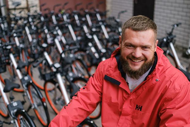 «Мы открыли велошеринг в Нижнем Новгороде»