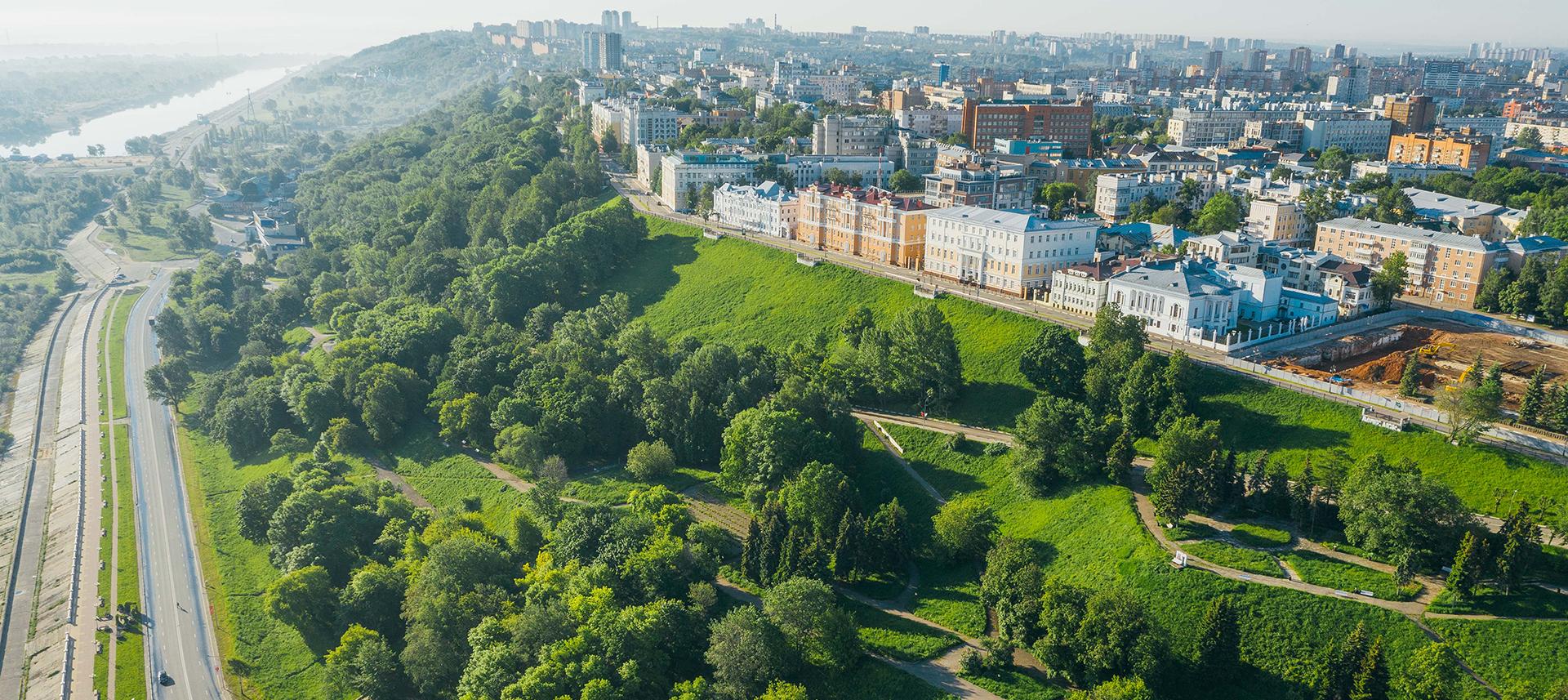 Каким был Александровский сад раньше и как он изменится после благоустройства?