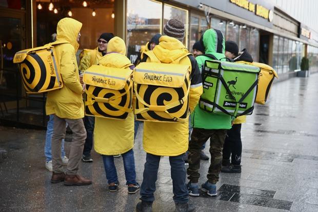 Раздельное питание: Как «Яндекс.Еда» иDelivery Club борются зарынок доставки
