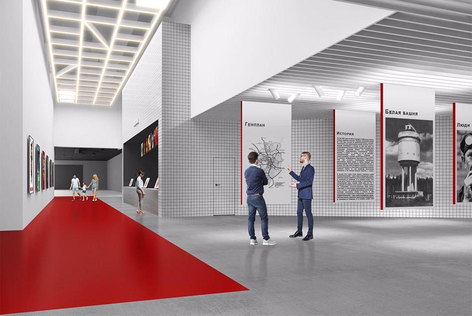 ВТЦ«Омега» наУралмаше появится кинокультурный центр