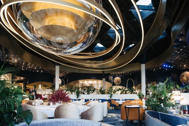 14 ресторанов, где можно отпраздновать Новый год