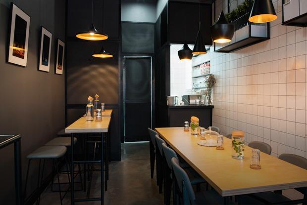 Кафе Table наЛесной улице