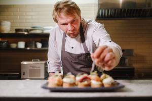 Добавить паназиатскую кухню к классическим блюдам в авторском прочтении