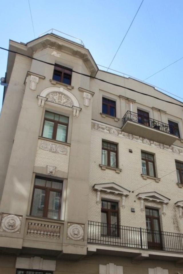 ВМоскве отреставрируют исторический дом Ушакова вПожарском переулке
