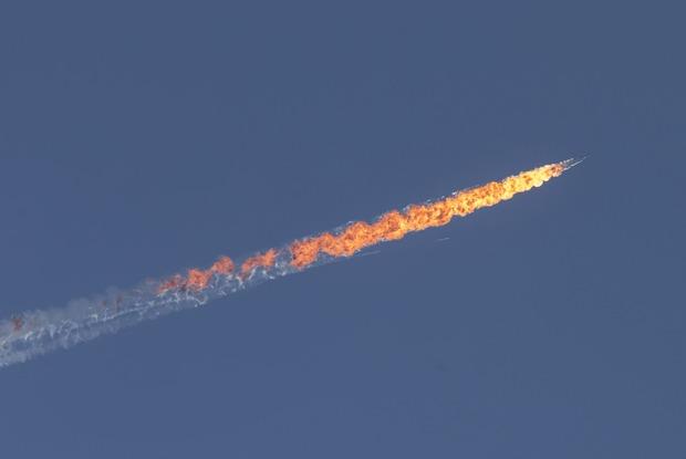 «Не множить энтропию всистеме»: Русская жительница Стамбула— одне крушения Су-24