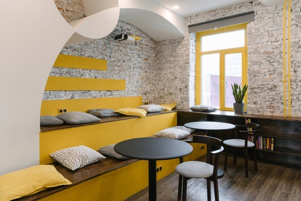 Baraban Hostel: Какустроен новый хостел на«Флаконе»